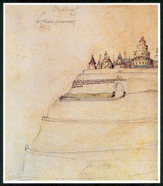 Tolkien's Magnificent Original Drawings for The Lord of The Rings, The Hobbit and O Hobbit, Hobbit Hole, Jrr Tolkien, Hermann Hesse, Tolkien Drawings, Midle Earth, Into The West, Legends And Myths, Fandom