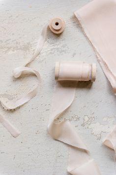 Chloe is a earthy nude hue with hints of soft blush. Blush Color, Blush Pink, Wooden Spools, Silk Ribbon, Wedding Stationery, Wedding Invitation, Floral Wedding, Wedding Bouquet, Wedding Details