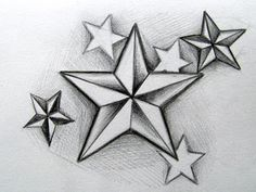Star Tattoo Designs | MadSCAR