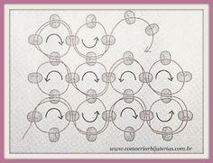 Como fazer o colar usado pela Luana Piovani em Guerra dos Sexos e mais modelos lindíssimos! - Como Criar Bijuterias – Montagem de Bijuterias: Como Fazer e Vender, Passo-a-Passo, Idéias e Muito mais.