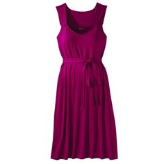 Target : Merona Maternity Sleeveless Knit Dress - Assorted Colors : Image Zoom
