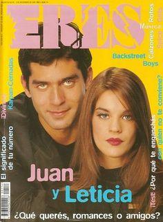 Argentina Retro: 1997 - Juan Castro y Leticia Brédice #argentina