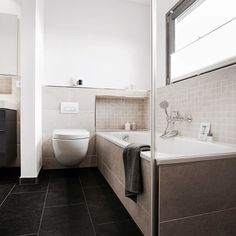 Facelifting for an old bungalow @agnes_morguet_interior_design #bathroom#bathdesign#ausaltmachneu#baddesign#timeless#agrobbuchtal#interiors#interiordesign#inspiration#interiorinspiration by agnes_morguet_interior_design