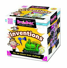 BrainBox: Inventions | Main photo (Cover)