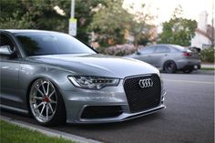 Audi A6 Full LED OEM Ecodes Headlights - No Longer Available