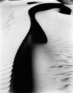 rerylikes:  Brett Weston.Dune, Oceano, 1934 more Brett Weston