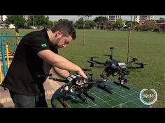 Empresários investem em drones para prestar serviços em São José dos Campos - Jornal Vanguarda