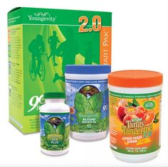 Youngevity  Healthy body Start Pack 2.0 90 for Life  Dr Wallach