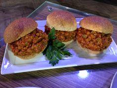 Celebrate #MeatlessMonday with Joy Bauer's Lentil Sloppy Joes!