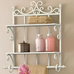 Wall Shelf, Antique White Parisienne - jcpenney