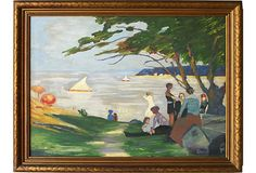 Beach Day by  Peters on OneKingsLane.com