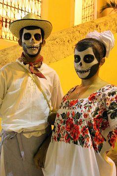 yucatan hanal pixan fiesta | Hanal Pixan - day of the dead celebration