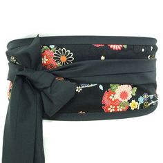 Gorgeous obi belt from LobyLou Crafts!