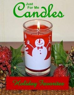 great candle, great fundraiser