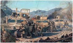 Counter Attack Afghanistan