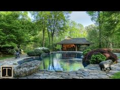This exquisite 2-lot compound offers extraordinary tranquility and sophisticated style on the Bernardsville Mountain. Starting with the fine architectural design of … source