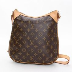 Louis Vuitton Odeon PM Monogram Shoulder bags Brown Canvas M56390