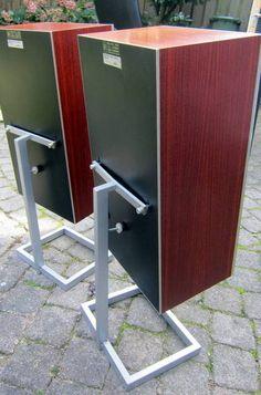 Audio Design, Speaker Design, Vintage Bangs, Audio Stand, Electronics Companies, Bang And Olufsen, Speaker Stands, Loudspeaker, Audiophile