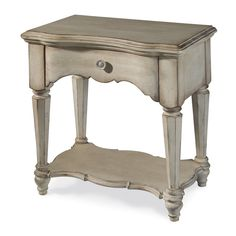 Shop A.R.T. Furniture  189140-2617 Belmar II Open Nightstand at ATG Stores. Browse our nightstands, all with free shipping and best price guaranteed.