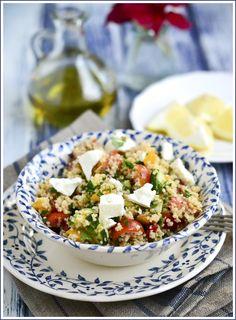 Bruschetta, Cobb Salad, Salads, Favorite Recipes, Cooking, Ethnic Recipes, Food, Recipies, Kitchen