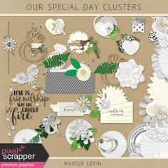 Our Special Day Clusters Kit