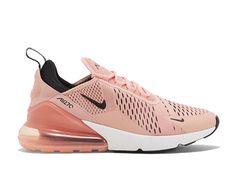 on sale ab6f9 99c3a Nike Air Max 270 QS Chaussure Sportswear Pas Cher Pour Femme Enfant Brun  blanc AH6789 600