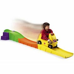 Roller Coaster for tots, this is by far the coolest toy ever, i am thinking birthday maybe if not deff christmass!!