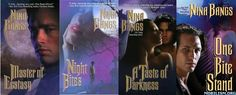 Nina Bangs Mackenzie Vampire series  Funny Series all of her books are funny!