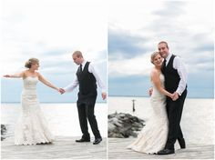 Silver Swan Bayside Photographer - Waterfront Wedding Venue
