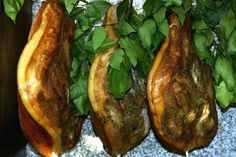 Memories of a trip with my best friend from Brasil's family. Her father was from Portugal and loved the ham! Hungarian Recipes, Portuguese Recipes, Hungarian Food, Learn Portuguese, Portuguese Food, Portuguese Culture, Smoked Ham, Great Restaurants, Spanish Food