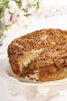 עוגת תפוחים לפסח