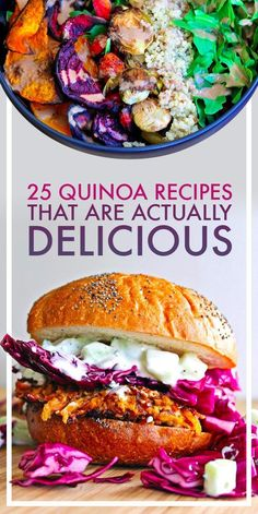 Quinoa Love it or Hate it, These Recipes are Worth Trying! #healthy #quinoa #recipes