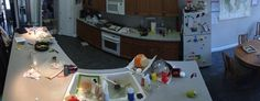 That Picture Of My Kitchen -- Preschoolers and Peace