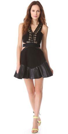Three Floor Holy Chic Dress   SHOPBOP
