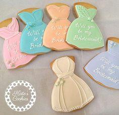 Mariage - Wedding Cookies.