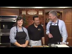 How to make grilled calamari video- compliments of Alvin Binuya, Executive Chef- Ponti Seattle