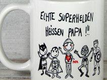 Vatertag Vatertagsgeschenk Tasse Papa