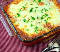 Enjoy weeknight dinners with this 55-minute recipe for Eggplant Parmesan.