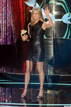 Jennifer Aniston 2012 MTV Movie Awards