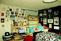 College Dorm Room