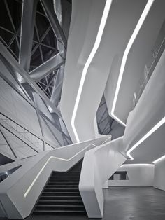 Guangzhou Opera House   Architecture   Zaha Hadid Architects Design For  Game Environment?