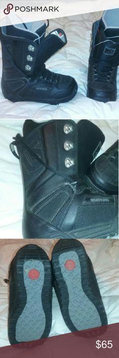 Burton Tribute Snowboard Boots (2009) Mens 7.5 Excellent, clean condition. Great find! Burton Shoes Boots