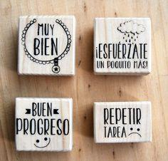 Image of SET DE SELLOS PARA PROFESORES Teacher Stamps, Cute Frames, Jean Piaget, Preschool At Home, Class Decoration, Classroom Organization, Classroom Ideas, Teaching Spanish, Paper Dolls