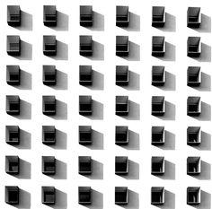 Facade Architecture in Architecture Design, Facade Design, Amazing Architecture, Movement Architecture, Shadow Architecture, Geometry Architecture, Windows Architecture, Installation Architecture, Fashion Architecture