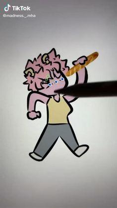 Boku No Hero Academia Funny, My Hero Academia Episodes, My Hero Academia Memes, Hero Academia Characters, My Hero Academia Manga, Fanarts Anime, Anime Films, Anime Characters, Anime Dancer