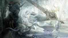 dark fantasy art Paintings Dark Fantasy Art Digital Art Artwork