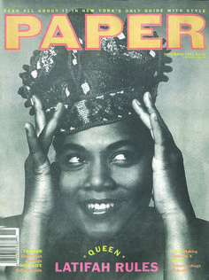 Latifah Rules, November 1991