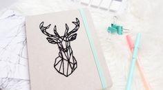 45 cadeaux de Noël à faire soi-même • Hellocoton Mollie Makes, Diy Cadeau Noel, Gift Baskets, Diy Gifts, Diy And Crafts, Creations, Bullet Journal, Embroidery, Deco