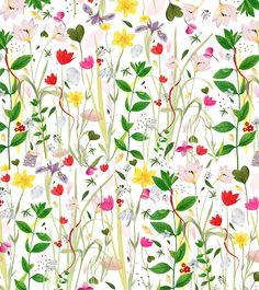 pattern by dansedelune
