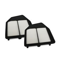2 Rigid Panel Air Filters Fit Honda | Part # A36309 & CA10467